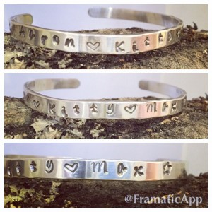 Handstamped Jewellery / Gifts