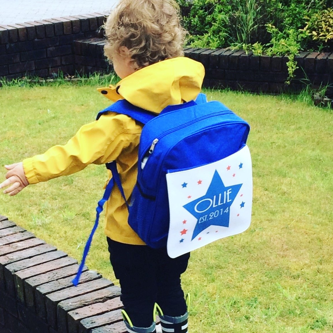 Children's Rucksacks, Waterbottles, Lunchboxes and Pencil Cases